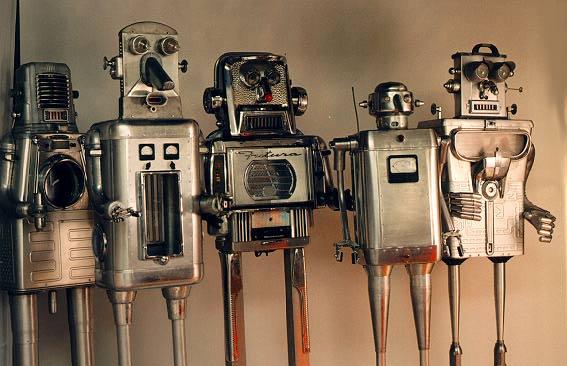 روباتها کار گروهی یاد میگیرند